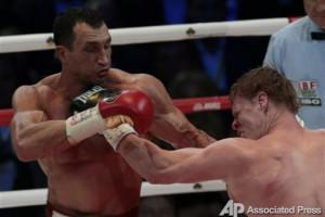 Поветкин хочет провести еще один бой против Владимира Кличко