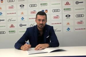 Милевский - о контракте с Динамо-Брест: Эпичное возвращение