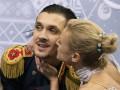 Российская пара Волосожар/Траньков установили мировой рекорд в фигурном катании