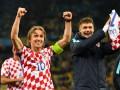 Модрич: Мы оставили свое сердце на поле в матче с Украиной