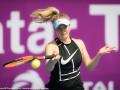 Свитолина не испытала проблем на старте турнира в Дохе