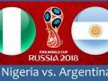 Нигерия – Аргентина 1:2 как это было