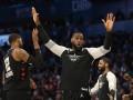 НБА: Команда ЛеБрона обыграла Команду Янниса в Матче всех звезд