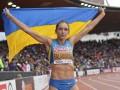Саладуха выиграла для Украины второе золото на ЧЕ по легкой атлетике (фото)