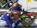 Александра Меркушина - самая юная победительница чемпионатов Украины по биатлону