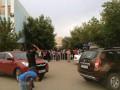 Болельщики ночевали в очереди за билетами на матч Актобе-Динамо (ФОТО)