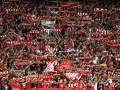 Фанаты Ливерпуля потрясающе исполнили гимн