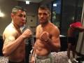 Бокс: Украинец Деревянченко выиграл свой третий профессиональный бой