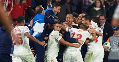 Марибор — Севилья 1:1 видео голов и обзор матча Лиги чемпионов