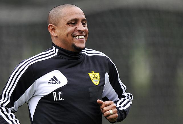 Роберто Карлос стал тренером