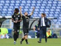 Гол ударом через себя в матче чемпионата Италии