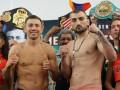 Головкин - Мартиросян: стали известны гонорары боксеров
