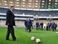 Янукович и Медведев рассказали, кого хотят видеть в финале Евро-2012