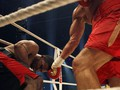 Бой Кличко - Чемберс собрал более 50 тысяч зрителей