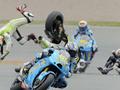 Moto GP: У Эспаргаро подозревают травму хребта