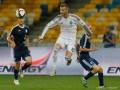 Динамо побеждает в Ужгороде