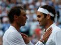 Надаль и Федерер могут провести выставочный матч в Мадриде