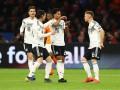 Германия в напряженном матче вырвала победу над Нидерландами