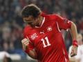 Швейцария теряет основного форварда перед матчем с Украиной