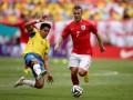 Эквадор — Англия 2:2. Видео голов матча
