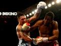 Усик - Хантер: Статистика ударов боксеров