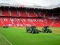 Манчестер Юнайтед потратит почти миллион евро на новую траву
