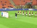 Футболисты Милана исполнили зажигательный танец Хака