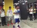 Пакьяо - Варгас: Видео тренировки легендарного филиппинца