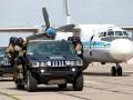 Воздушная атака. Антитеррористические учения к Евро-2012