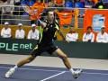 Australian Open: Стаховский вышел во второй раунд, Долгополов - вылетел