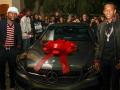 Мейвезер подарил сыну-подростку шикарный Mercedes