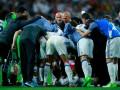 Реал показал раздевалку после победы над Баварией