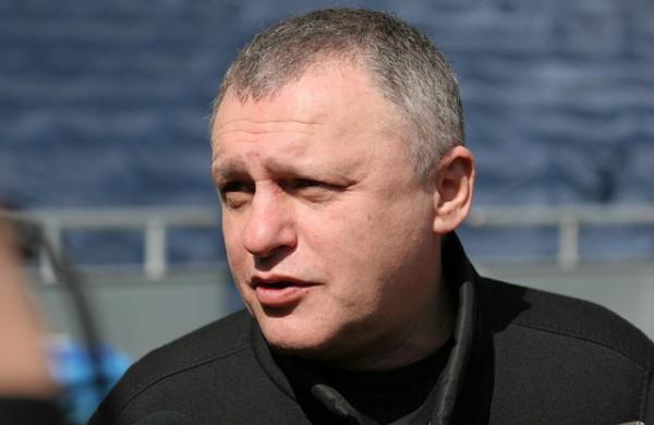 Игорь Суркис: Мы не проявляем ни к кому интереса