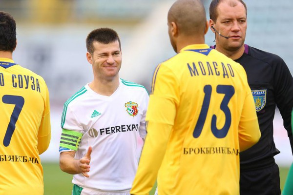 Футболисты Ворсклы рассказали об игра с Металлистом