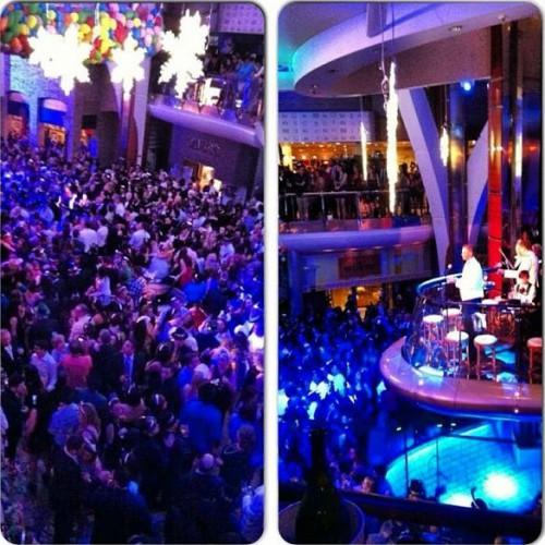 Празднование семьей Кравченко Нового года