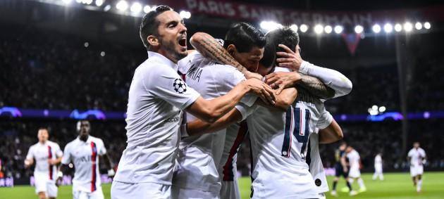 ПСЖ всухую разгромил Реал в стартовом матче Лиги чемпионов