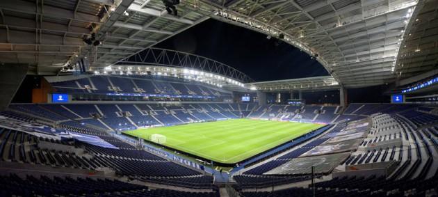Финал Лиги чемпионов пройдет в Португалии на Драгау