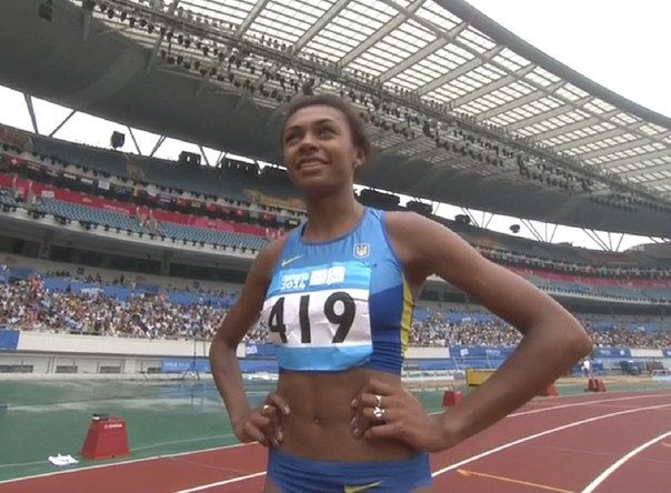 Джойс Коба завоевала серебро на Юношеской Олимпиаде
