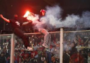 Сербия не будет подавать апелляцию на наказание УЕФА