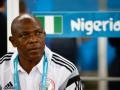Арбитр допустил множество ошибок - наставник сборной Нигерии