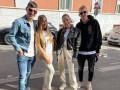 Малиновский поприветствовал девушку Коваленко в Бергамо
