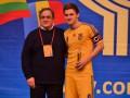 Лучшим игроком Кубка Содружества стал полузащитник Динамо (ФОТО)