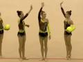 Украинские гимнастки взяли серебро World Challenge Cup в Испании