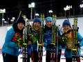 Женская сборная Украины по биатлону: состав на сезон 2017/18