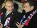 Путин и Медведев могут посетить матчи Евро-2012 в Украине
