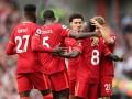 Ливерпуль в домашней игре разгромил Кристал Пэлас