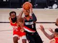 НБА: Сакраменто с Ленем уступил Далласу в овертайме, Портленд обыграл Хьюстон