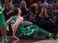 Хэйворд получил страшную травму ноги в дебютном матче за Бостон