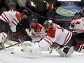 Хоккей: Сборная США в финале сыграет с Канадой