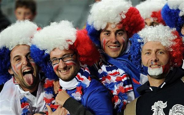 Болельщики Франции приедут поддержать свою сборную в Киев